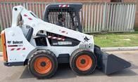 Mini-Carregadeira Bobcat S530