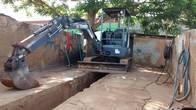 Mini Escavadeira Terex TC 37