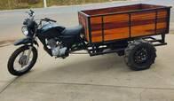 Triciclo para transporte Tuka
