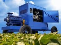 Motobomba A Diesel Para Irrigação Germek G-Plus