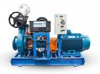 Motobomba Elétrica Para Irrigação Germek