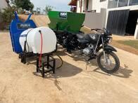 Triciclos para pulverizar Tuka