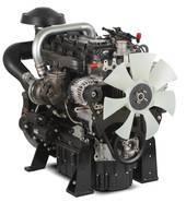 Motor Diesel Perkins Série 1104