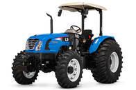 Trator 80 CV - LS Tractor Plus 80 Plataformado 4X4