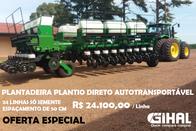 Plantadeira Autotransportável Pantográfica Gihal Ga At