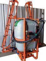 Pulverizador Barra Hidráulica Slim 600L 14M Bomba Jp75