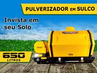 Pulverizador Em Sulco Ps650 Litros Pro Safras