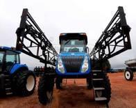 Pulverizador New Holland Sp3500 2012