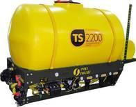 Pulverizador Pro Solus Ts 2200