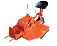 Roçadeira Central para Micro Trator Moldemaq Agm090
