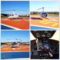 Robinson R44 Ano 2010 1097 Horas Disponíveis 1