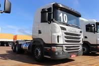 Caminhão Scania G380 6X2 2010
