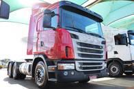 Caminhão Scania G420 6X4 2011