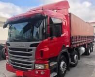 Scania P 310 8X2 Bitruck Graneira Ano 2019