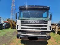 Caminhão Scania - P124 CB 6X4 400