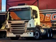 Scania P360 Pezinha 6X2 Automática C/ Ar Condicionado