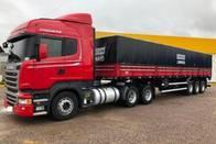 Scania R 440 6X2 2015 E Randon Graneleira