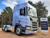 Scania R 450 S 6X2 2019
