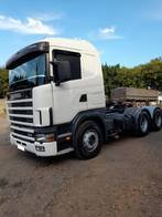 Scania R124 420 6X4 Ano2005