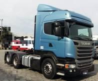 Scania R450 6X2 2018.19 Negocio