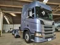 Scania R450 6X2 2019