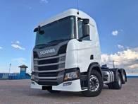 Scania R450 6X4 Completa 2020 Braco