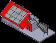 Secadora De Café Redivo Standart Sar-12