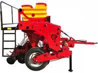 Semeadeira De Arrasto Sr Implementos Seeder PA8121