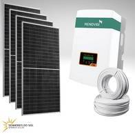 Sistema Completo De Energia Solar Para Fazenda