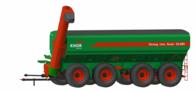 Carreta Graneleira Kuhn Khor Strong Line Grãos 50000