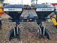 Sulcador Adubador Baldan Modelo Sab Df 2 Linhas