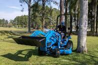 Trator Ls Tractor Modelo Mt1.25 Plataformado