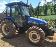 Trator New Holland Tl 75E Ano 2010