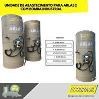 Unidade De Abastecimento Arla32 Com Bomba Industrial