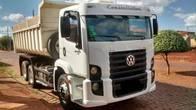Volks 24250 Cacamba Truck Completo Ano 2009