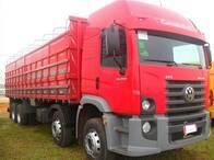 Volks 24250 Truck Graneleiro Ano 2008