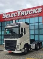 Caminhão Volvo FH 460 6X2 Globetrotter 2017