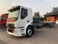 Volvo Vm 270 6X2 2014 Truck Repasse No Chassi 11 Metros