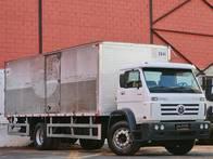Vw 17180 Worker Baú Plataforma De Alumínio Motor 6Cc