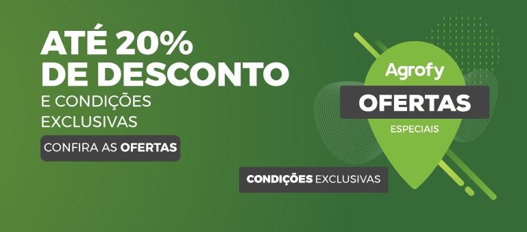ATÉ 20% DE DESCONTO