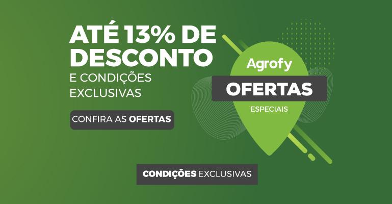 ATÉ 13% DE DESCONTO
